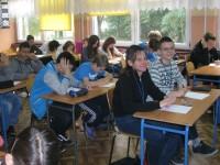 Warsztaty Litaerackie w Gimnazjum Nr 16